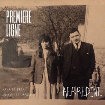 Kerredine Soltani Première ligne nouveau single