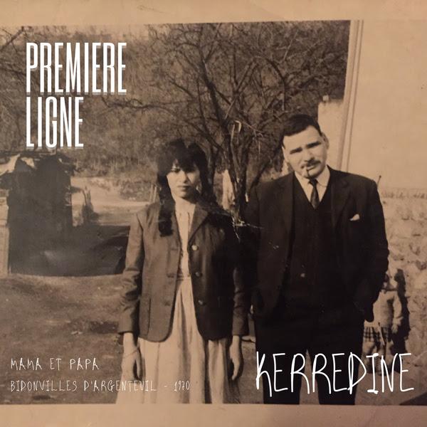 """Kerredine Soltani, auteur/compositeur à succès pour de nombreux artistes tels qu'Amel Bent, Kendji Girac, Zaz, sort son nouveau single """"Première ligne"""""""