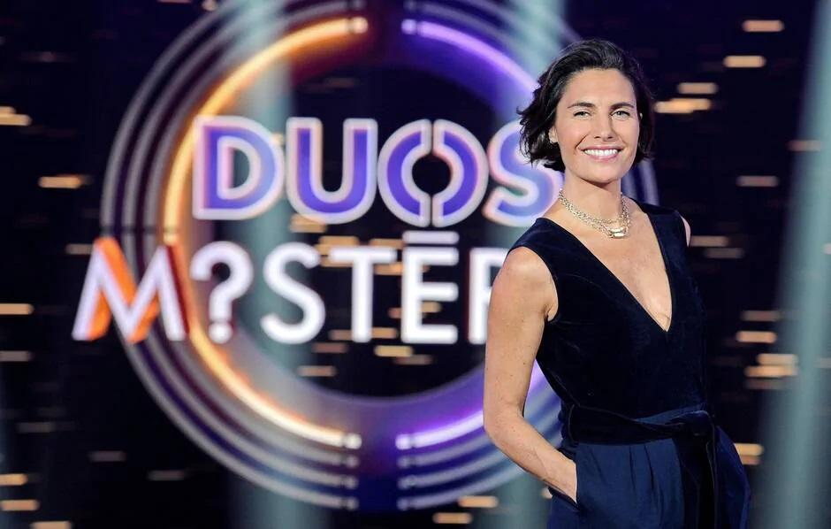 duos mystère alexandra sublet sur tf1 nouvelle émission