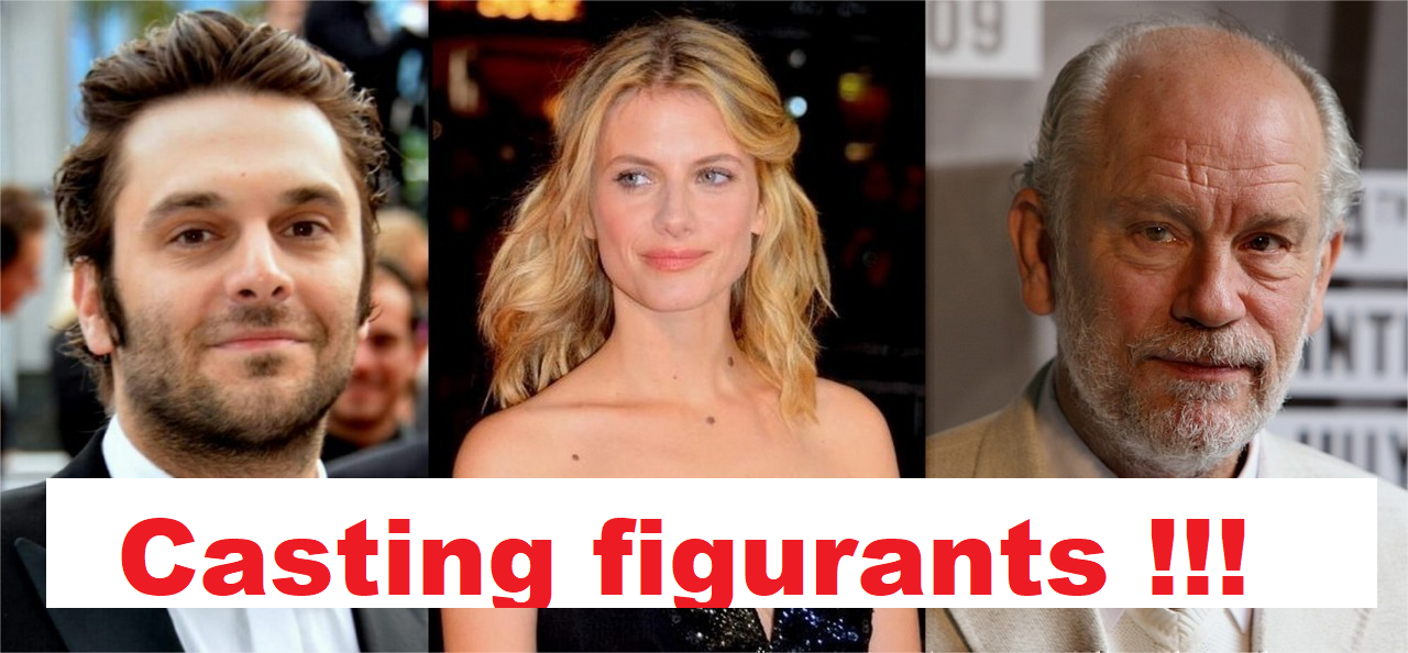 Casting nombreux figurants H/F habitant le 77 pour le film Tempête réalisé par Christian Duguay avec Pio MarmaÏ, Mélanie Laurent et John Malkovich
