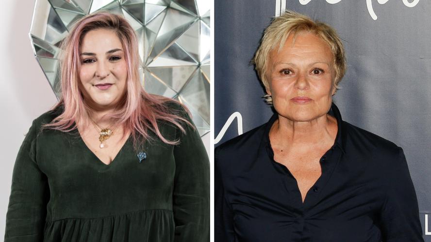 """Casting comédien pratiquant la langue des signes pour la série """"Mon ange"""" sur TF1 avec Muriel Robin et Marilou Berry"""