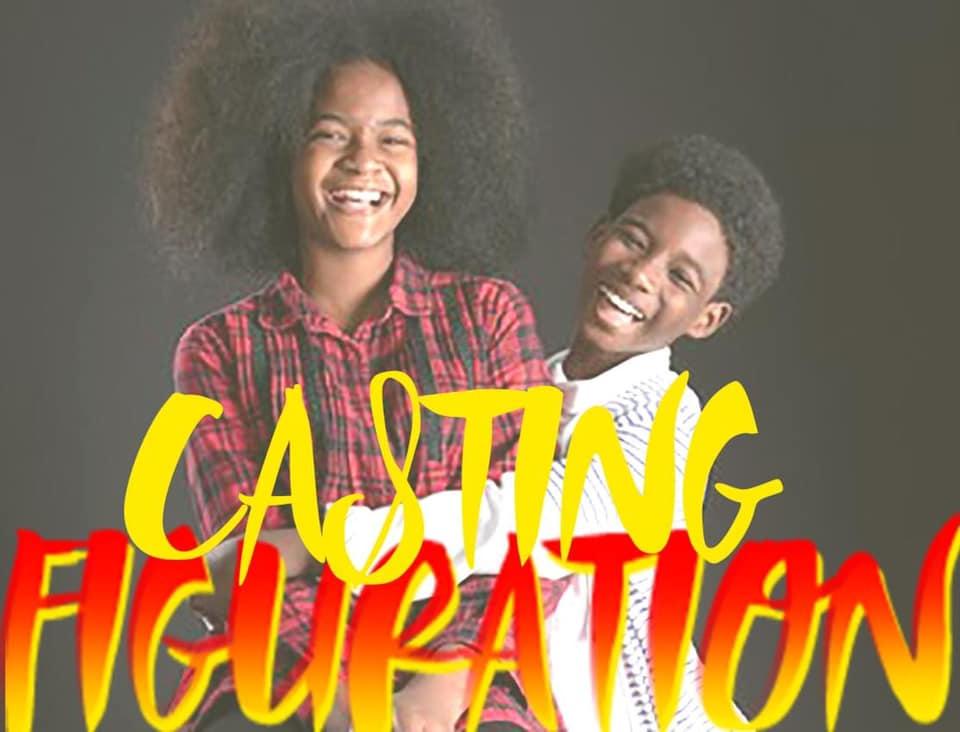Casting figurants enfants noirs film la goutte d'or de clément Gogitore