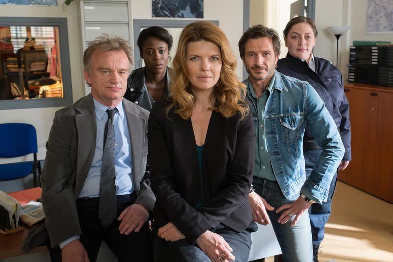 Casting figurants pour la série Cassandre Gwendoline Hamon, Alexandre Varga et Dominique Pinon