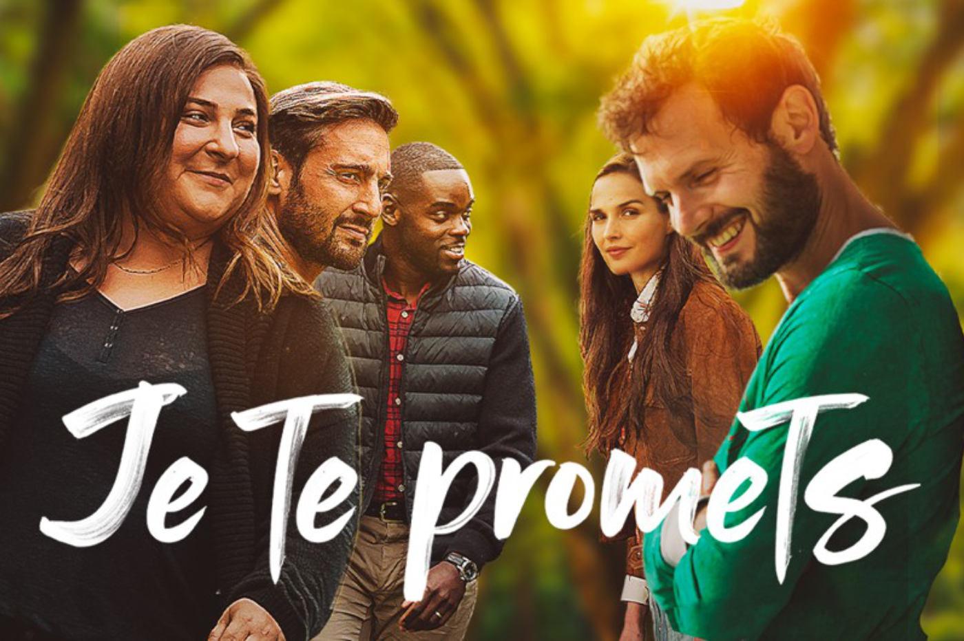 Casting nombreux figurants 18 à 99 ans pour la saison 2 de la série je te promets sur TF1