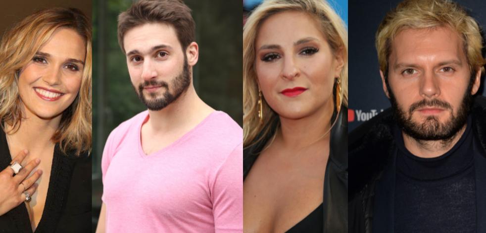 Casting silhouettes parlantes pour la saison 2 de la série Je te promets diffusée TF1 avec Camille Lou, Marilou Berry, Hugo Becker et Guillaume Labbé