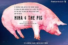 Casting nombreux figurants âgés de 18 à 80 ans pour la série Nina & the Pig pour France TV #Slash réalisée par David André et Alice Vial